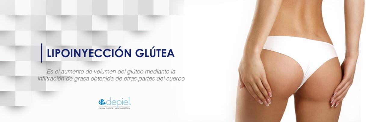 lipoinyeccion glutea en bogota