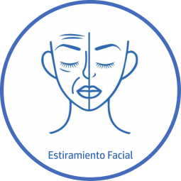 Cirugía plastica Facial estiramiento facial