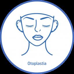 Cirugía plastica Facial otoplastia