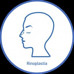 Cirugía plastica Facial rinoplastia