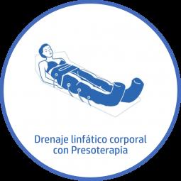Tratamiento estetico Corporal drenaje linfatico