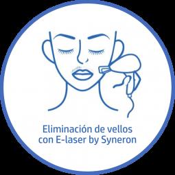 Tratamiento estetico Facial depilacion laser