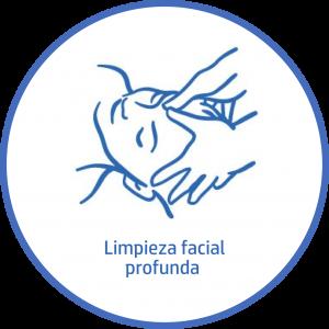 Tratamiento estetico Facial limpieza facial profunda