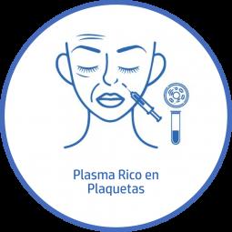 Tratamiento estetico Facial plasma rico en plaquetas