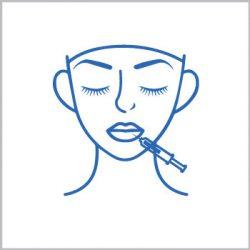 Aumenta, afina y perfila labios con Ácido Hialurónico