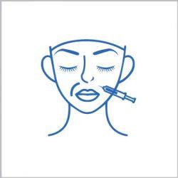 Elimina arrugas y líneas de expresion con Ácido Hialurónico