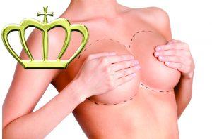 mujer perfecta mamoplastia de aumento
