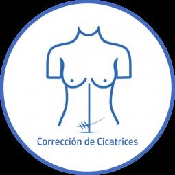 Cirugía plastica Corporal correcion de cicatrices