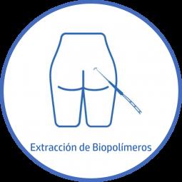 Cirugía plastica Corporal extraccion de biopolimeros