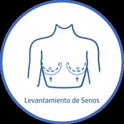 Cirugía plastica Corporal levantamiento de senos
