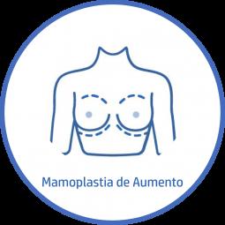 Cirugía plastica Corporal mamoplastia de aumento