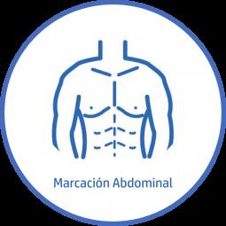 Cirugía plastica Corporal marcacion abdominal