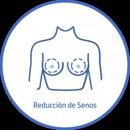 Cirugía plastica Corporal reduccion de senos