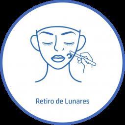 Cirugía plastica Corporal retiro de lunares