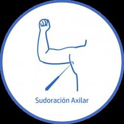 Cirugía plastica Corporal Sudoracion axilar