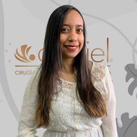 Sharon García Auxiliar de Servicios Generales